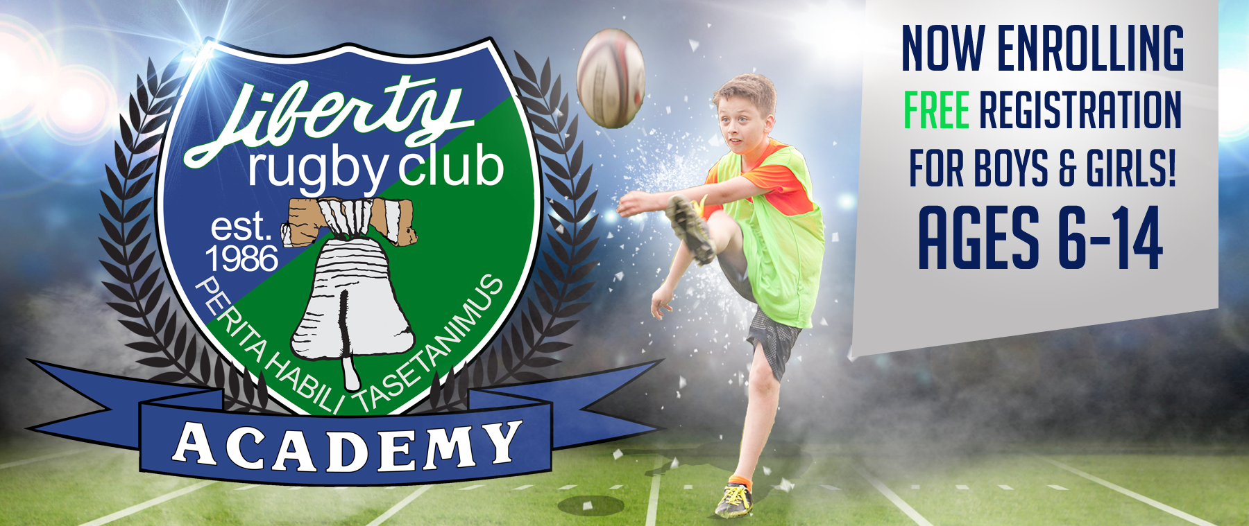 Liberty Rugby Academy